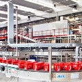 ACMIs line for Coca Colas official bottler in Sibeg