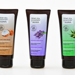AHAVA chooses LageenTubes for its new line of Dead Sea Essentials