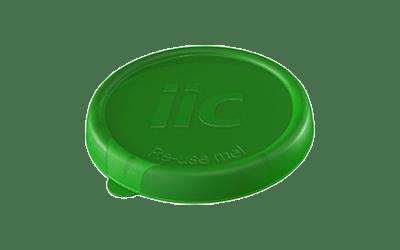 IIC introduces reusable yogurt lid