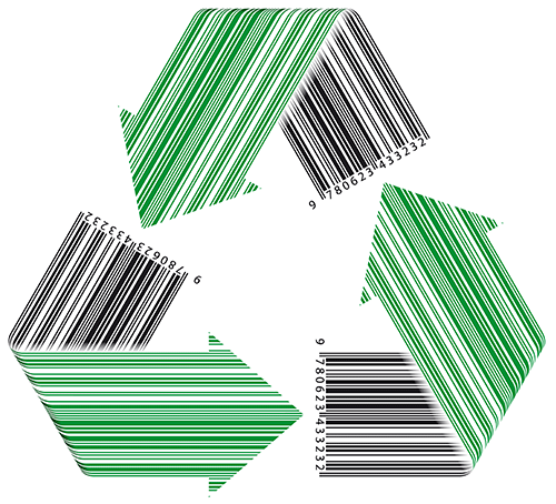 Recycling is made easier