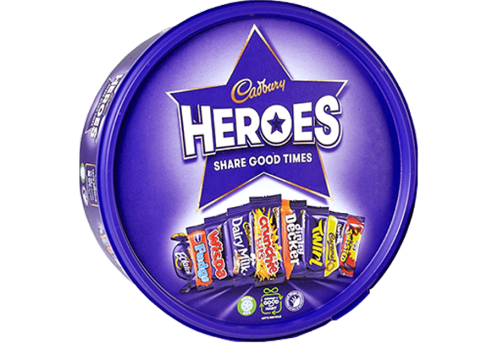 Exclusive development for Cadbury results in sweet success