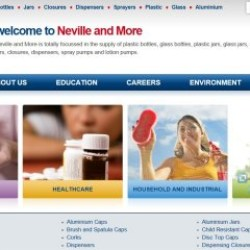 Neville and More launches new website