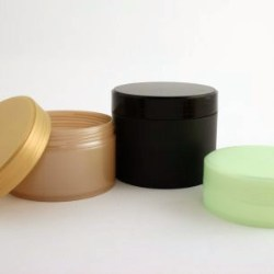 New, low profile, wide neck PP jars available direct from stock
