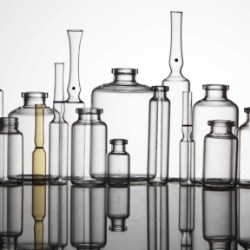 Neville & Mores type 1 glass pharmaceutical vials and ampoules