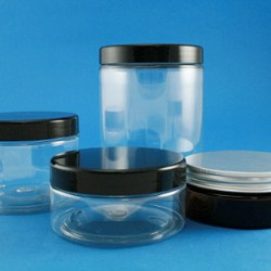 New range of wide neck PET jars from Neville and More