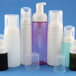 Neville and Mores extensive new range of foamer bottles and foamer dispensers
