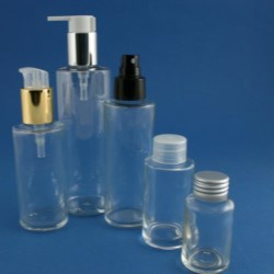 Glass Simplicity bottles