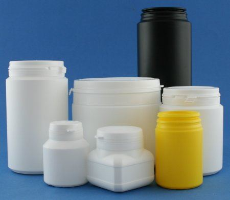 New range of tamper evident plastic jars - Product Info