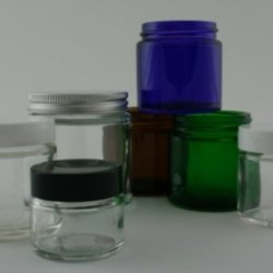 New PureFlint glass jars