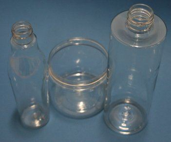 Sustainable packaging solutions - Recycled PCR for PET bottles and jars