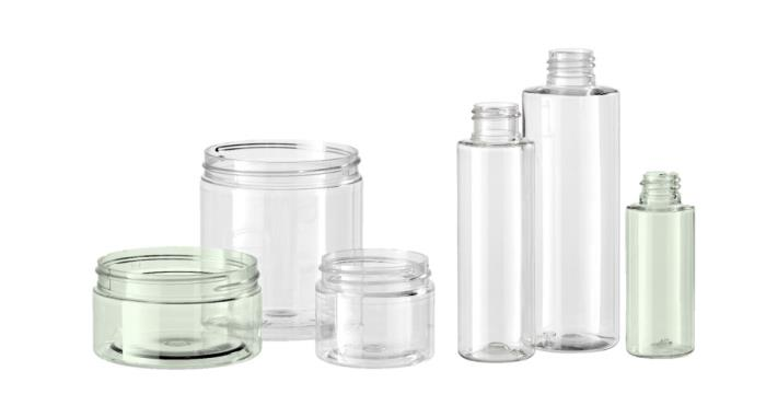 Increased offering of rPET bottles and jars from Neville and More