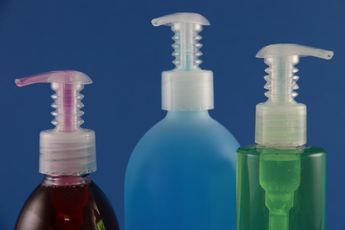 Lotion dispensers never looked better!