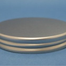70mm 400 Smooth Aluminium Cap with EPE Liner