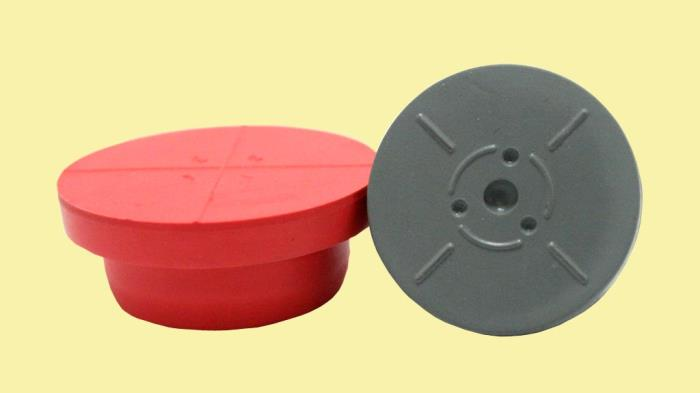 Rubber Stoppers and Seals