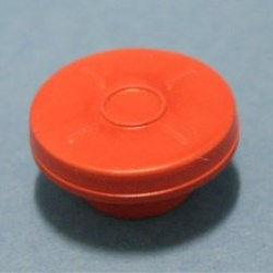 20mm Red Chlorobutyl Rubber Stopper