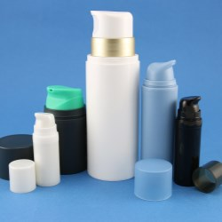 Go Polypropylene Airless Bottle Range