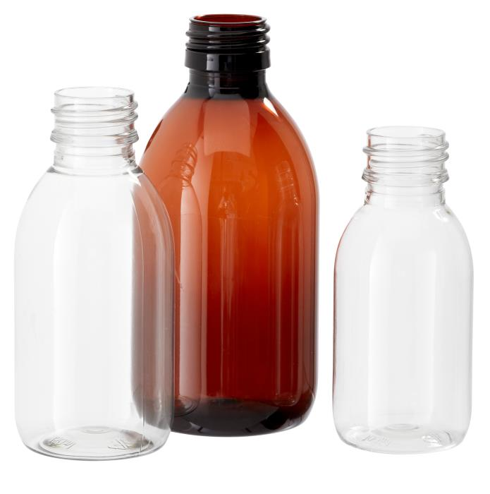 Alpha PET Bottles