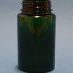200ml Omnijar Green PET 38mm Screw Neck