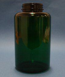 300ml Omnijar Green PET 45mm Screw Neck