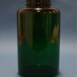 250ml Omnijar Green PET 45mm Screw Neck