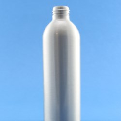 200ml Aluminium Bottle 24mm Neck