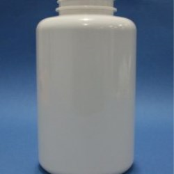 500ml Omnijar White PET 45mm Screw Neck