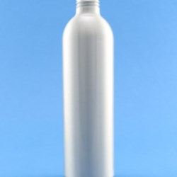 250ml Aluminium Bottle 24mm Neck