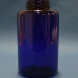 250ml Omnijar Blue PET 45mm Screw Neck