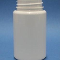 120ml Omnijar White PET 38mm Screw Neck