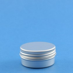 15ml Aluminium Jar