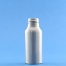50ml Aluminium Bottle 24mm Neck
