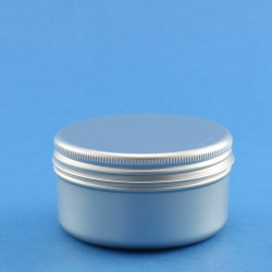 75ml Aluminium Jar