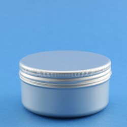 100ml Aluminium Jar