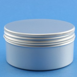 250ml Aluminium Jar
