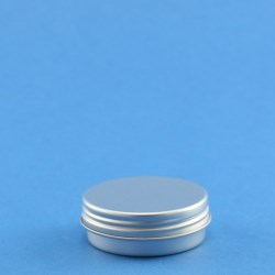 10ml Aluminium Jar