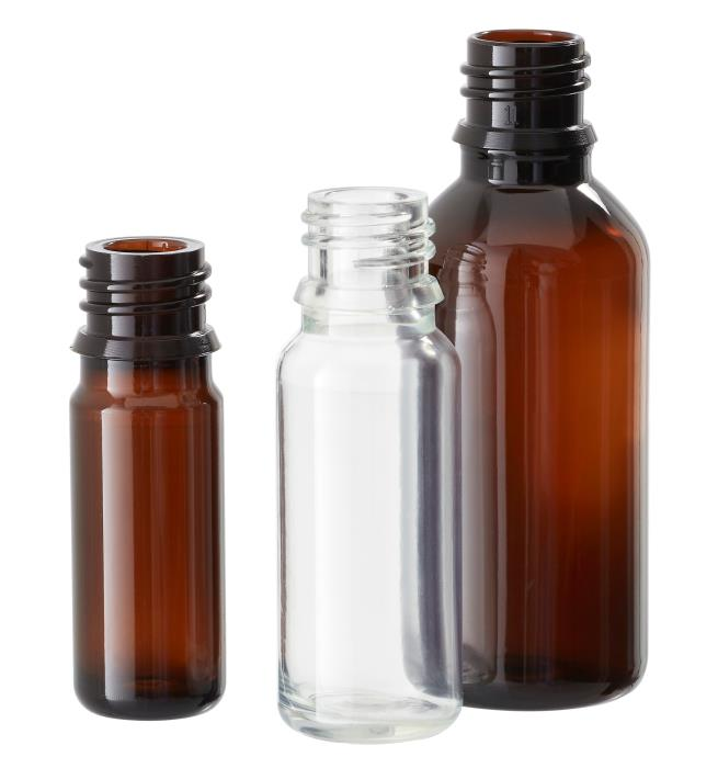 Dropper PET Bottles