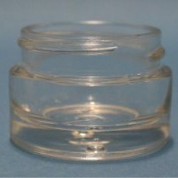 15ml Cleopatre Glass Jar 40mm Neck
