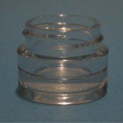 7ml Cleopatre Thick Walled PETG Jar 33mm Neck