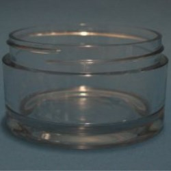 150ml Cleopatre Thick Walled PETG Jar 83mm Neck