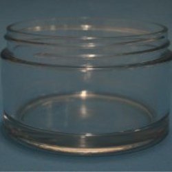 200ml Cleopatre Thick Walled PETG Jar 89mm Neck