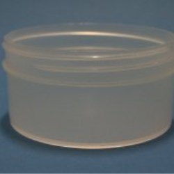 175ml Natural Polypropylene Regular Walled Simplicity Jar 89mm Screw Neck