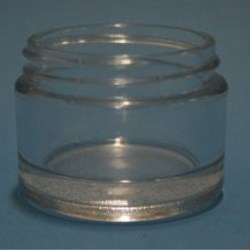 30ml Cleopatre Thick Walled PETG Jar 48mm Neck