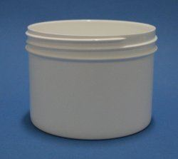 750ml white polypropylene jar 120mm