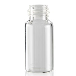 5ml Tubular Glass Clear Type 1 Diagnostic Screw Neck Vial