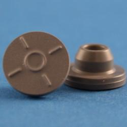13mm Grey Bromobutyl Rubber Stopper