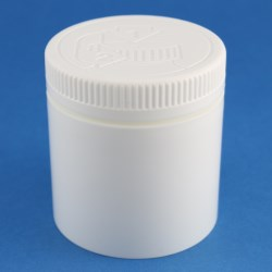 200ml Wide Neck Child-Resistant Polypropylene Jar with 70mm Neck