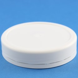 82mm White Smooth Tamper Evident Twist Off Cap with Bore Seal