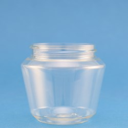 150ml Tapered PET Jar with 58mm Screw Neck
