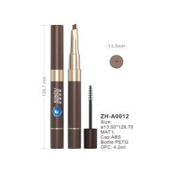 Duo-End ZH-A0012 Eyebrow + Mascara
