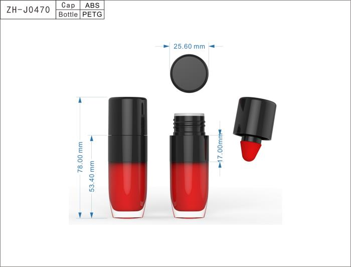 Lip Gloss Shaker Container ZH-J0470